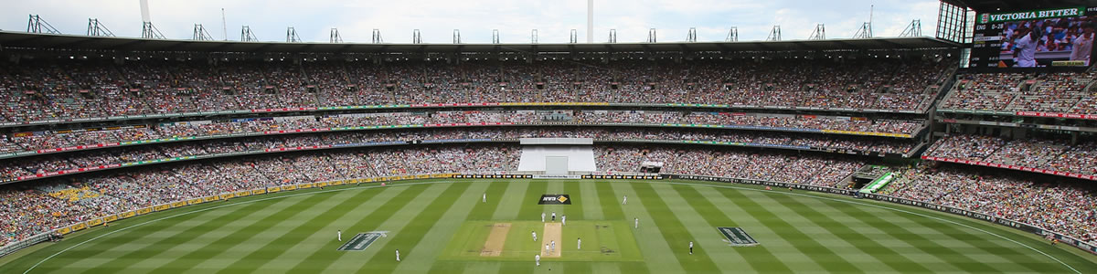 MCG Ashes Corporate Hospitality Packages