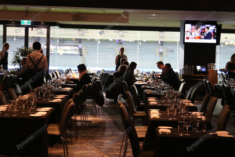 Medallion Club Grille Corporate Hospitality Packages