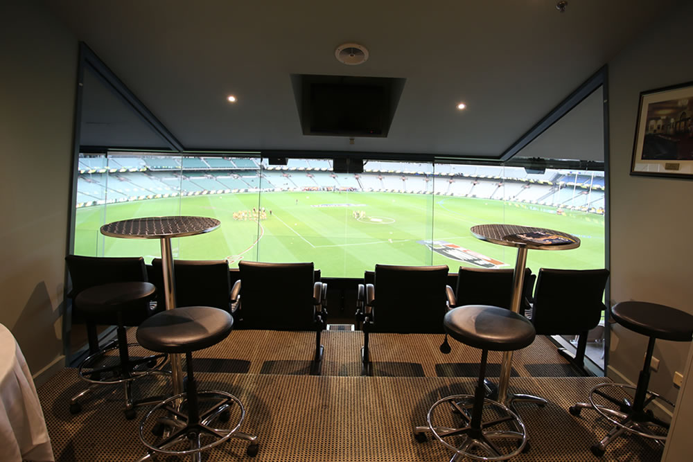 MCG Corporate Box 12 Seater