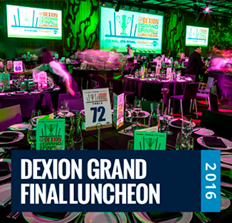 Dexion Grand Final Lunch