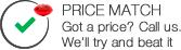 Got a price already. Call Us