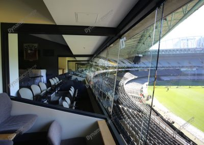 Etihad Suite View to Field