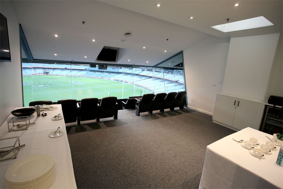 MCG Corporate Box - 18 Seater (Blockbuster)