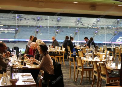 Etihad Stadium Carvery Packages Tables