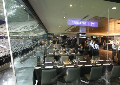 Etihad Stadium Medallion Club Packages Room