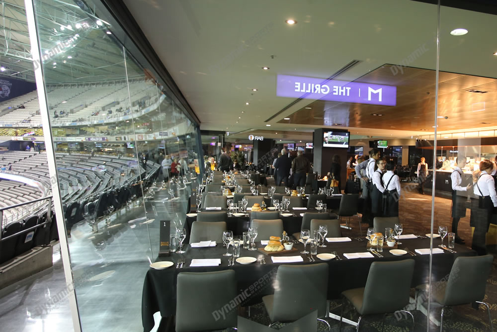 Olympic Club Dining Room