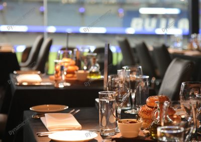 Etihad Stadium Medallion Club Packages Table