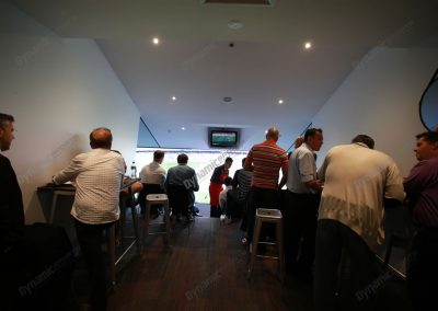 MCG Corporate Box 18 Seater Internal