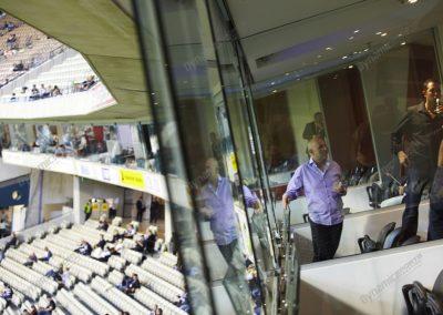 MCG Corporate Box - windows