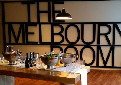 The Melbourne Room MCG Foyer
