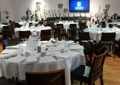 The Melbourne Room Tables