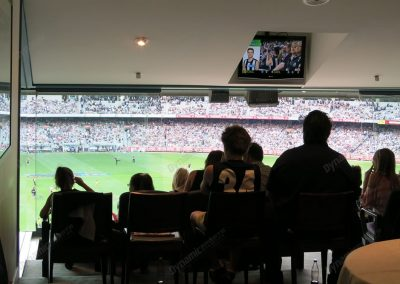 anzac day corporate boxes